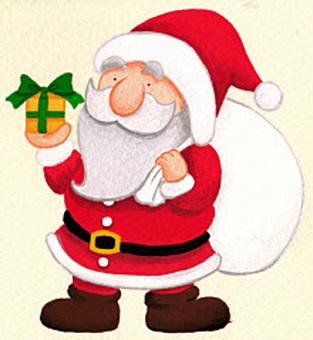 Santa (Part 1)