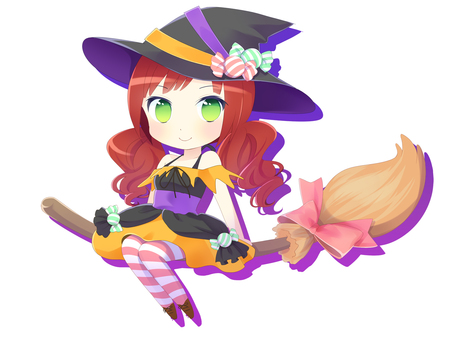 Halloween Witch 2
