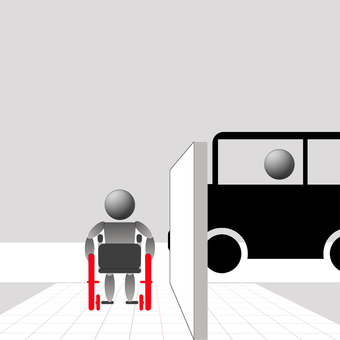 Wheelchair Intersection 1