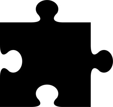 퍼즐 조각 아이콘