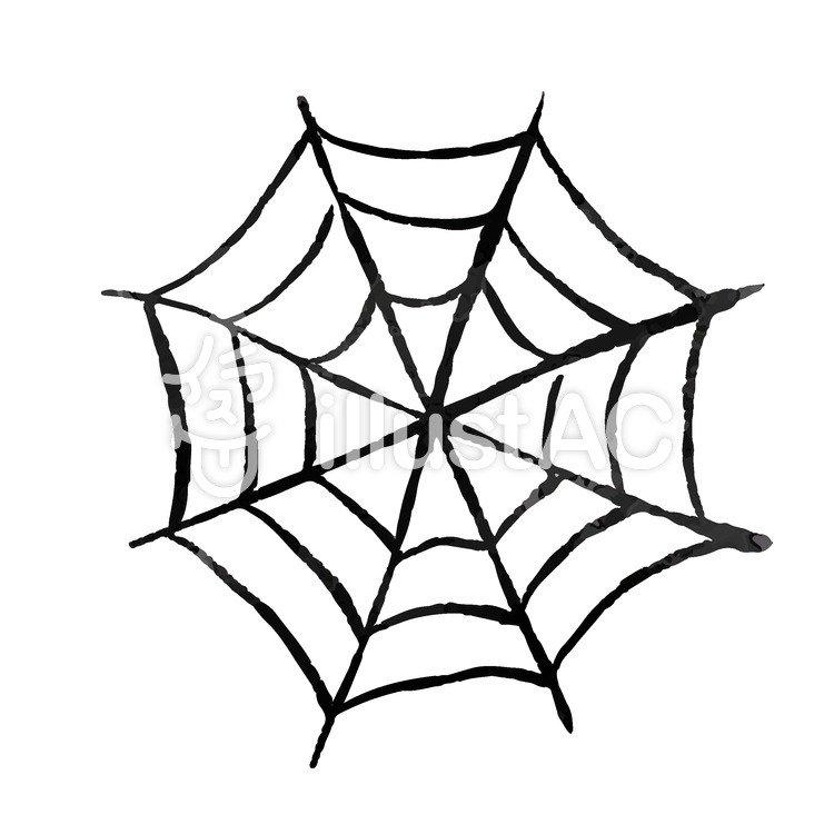 蜘蛛の巣イラスト No 870918無料イラストならイラストac