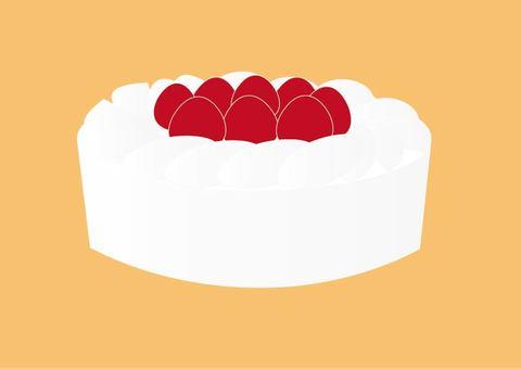 Strawberry short cake