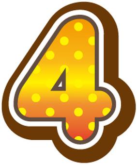 Number -04