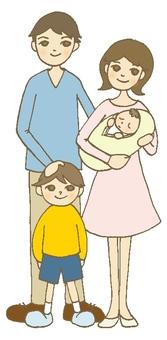 Years ⑨ family (tea)