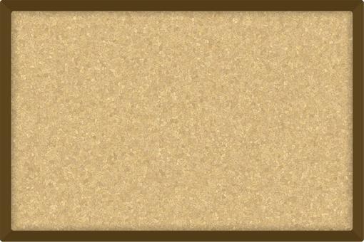 Cork board _ 001