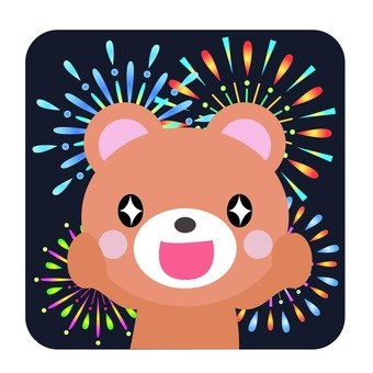 Fireworks and bears