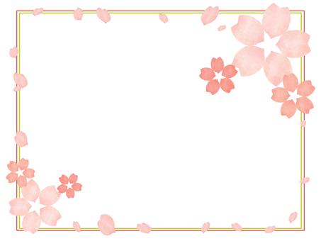 Cherry frame 5