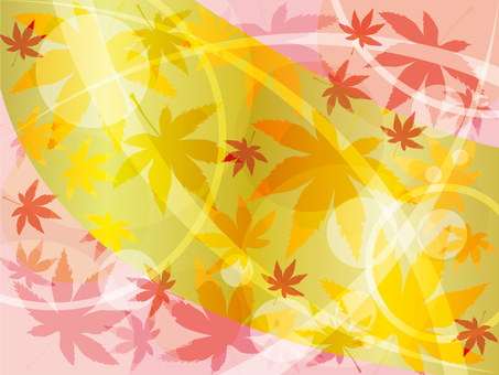 Autumn leaves background 12