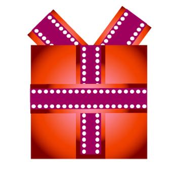 Lovely gift 6 100 × 100 mm