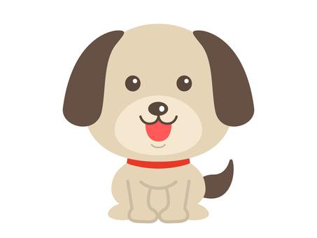 Dog illustration