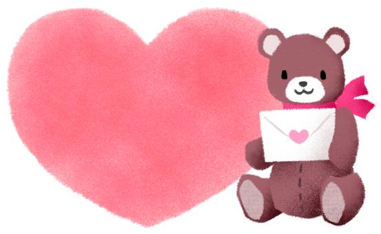 하트 곰 2