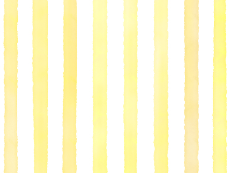 Watercolor border (thick) yellow