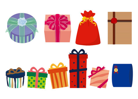 Various gifts ★