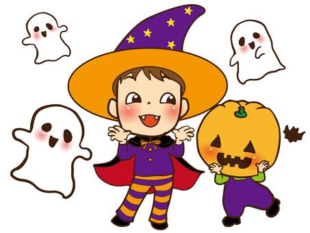 Children of Halloween 1 Obake