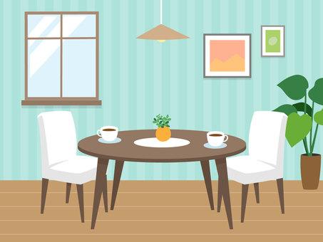 Dining room ②