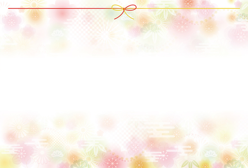 ai, jpeg / New Year's card material 113