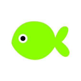 Green fish 11