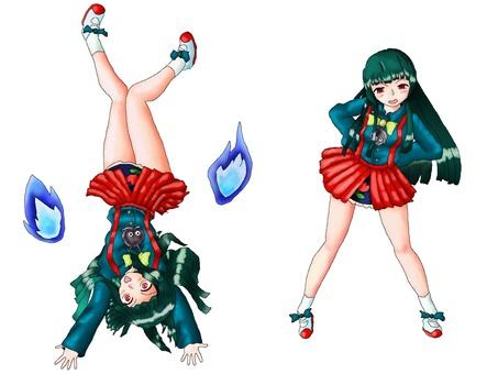 Hanako-san of a toilet A [fairy tale series]