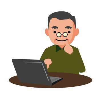 人來操作個人電腦1