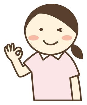 Nursing facility information (female) 3