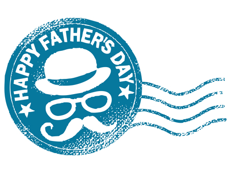 Father's day stamp 002