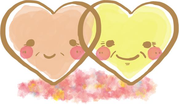 Two Hearts 3 【Jijiya Ba Bu)