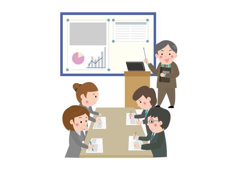 New employee training