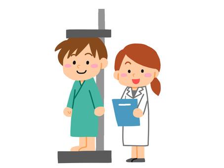 Physical examination health examination