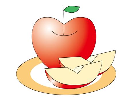 Apples · Cut