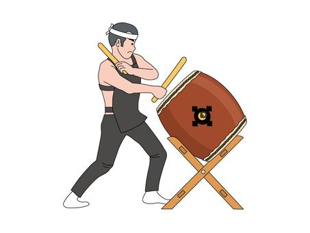 Long drum 2