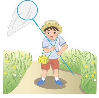Insect repellent child 2