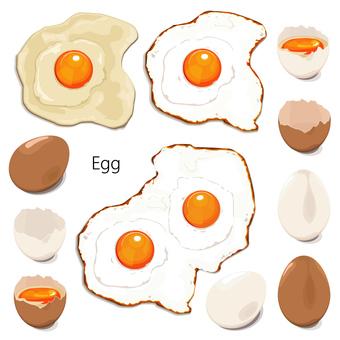 Egg set 1