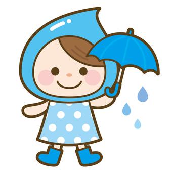 날씨 · 비의 캐릭터
