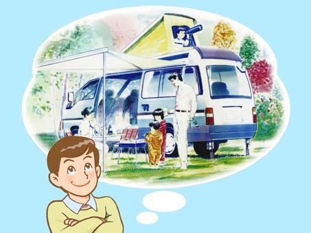 Camper dreams