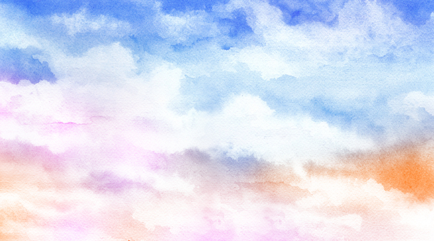 Watercolor sky-2