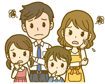 Family (2 generations): A_ worry 01BS