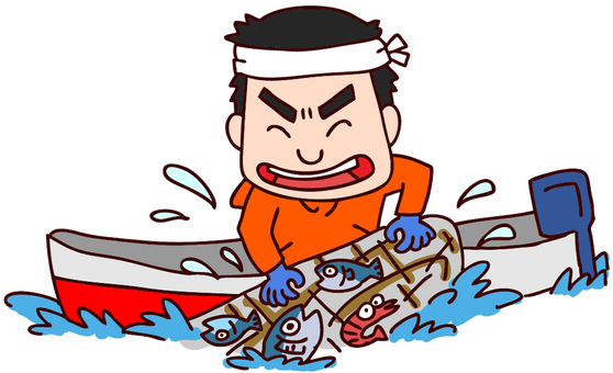 Fisherman's illustration