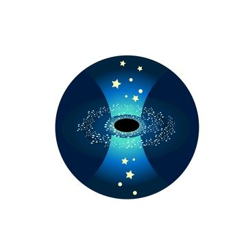 Black hole 1