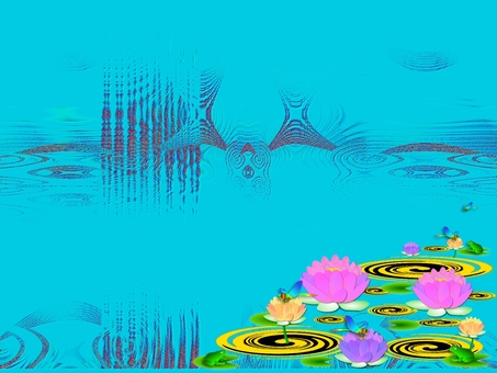Water lily E0496