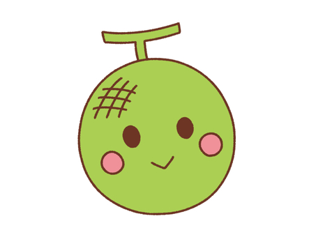 Melon character