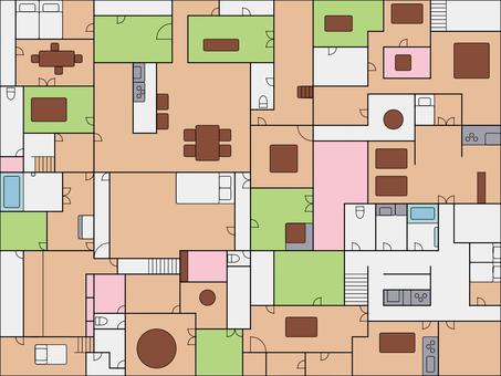 Floor planning to get lost