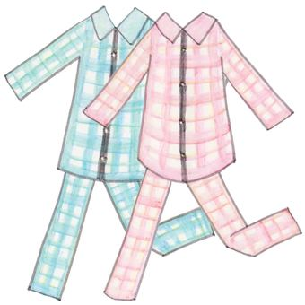 Pajamas (Pair)