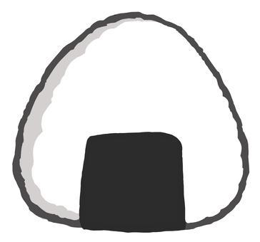 Rice ball 2