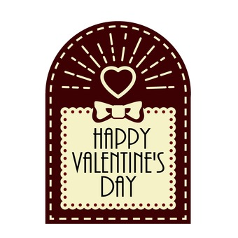 Label (Valentine's Day)