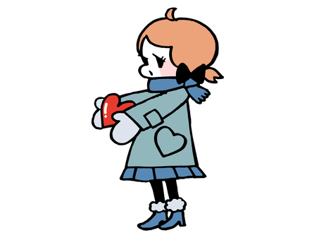Valentine's girl E