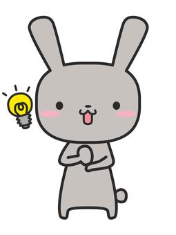 Rabbit, I see.