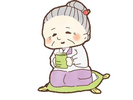 奶奶(茶)