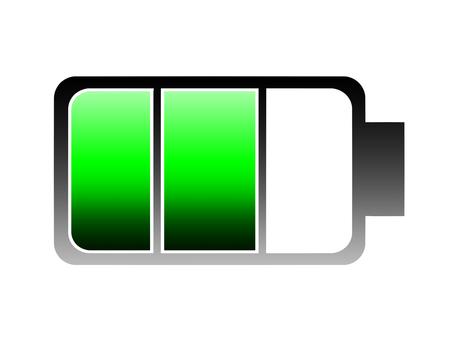 Battery mark 8