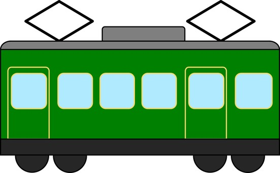 Tram · all electricity