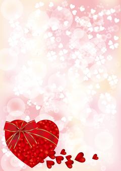 Heart pattern 45